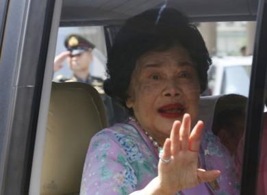 Thai Queen Sirikit