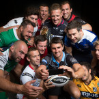 We love this photo from the Pro12 launch, but it's seriously naff.