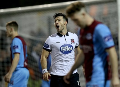 Towell tore Drogheda apart tonight.