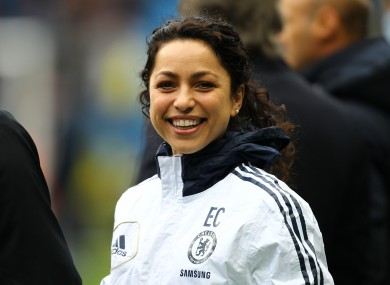 Carneiro left Stamford Bridge just six weeks after the incident.