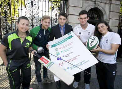 Federation President Bernard Brogan urges all public representatives to recognise the importance of investing in sport.