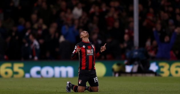 As it happened: Bournemouth v Manchester United, Barclay's Premier League