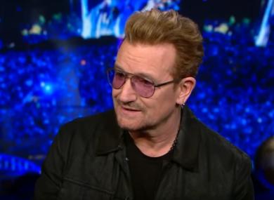They're a death cult, we're a life cult' - Bono tells CNN the