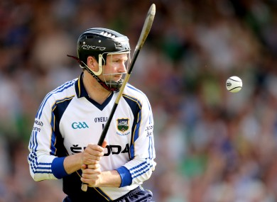 Brendan Cummins: starred in goal for Tipperary for two decades.