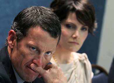 Lance Armstrong biggest mistake: mistreating people