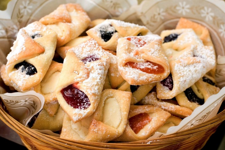 Polish Christmas Cookies.Photos 20 Incredibly Delicious Christmas Desserts From