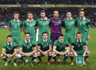 Ireland will discover who they will face at Euro 2016 on Saturday evening. 801c411a9