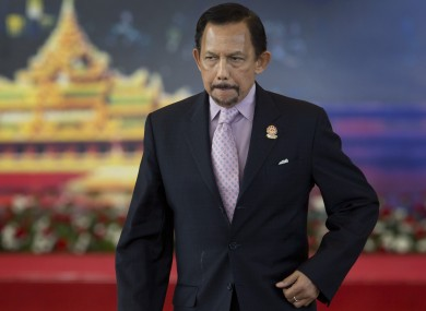 The Sultan of Brunei has cancelled Christmas · TheJournal ie