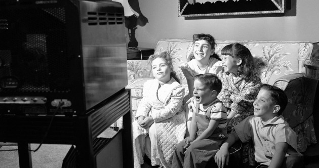 Your Christmas Day in front of the telly, December 1962