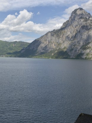 File photo: Traunsee lake