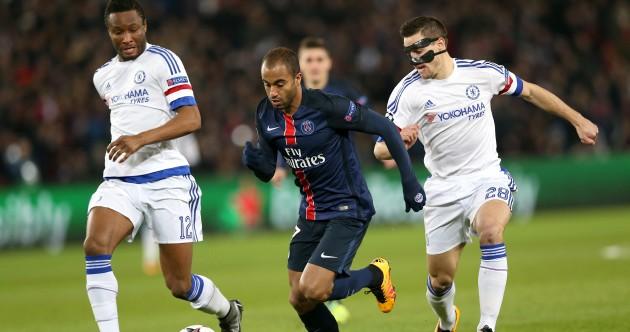 As it happened: Paris Saint-Germain v Chelsea, Champions League last 16