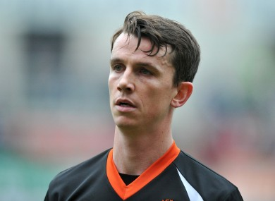 Kevin Foley made his Ipswich debut at the weekend.