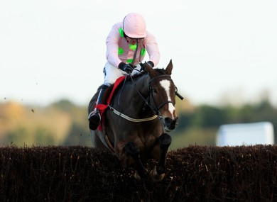 Vautour looks the one to beat in the Ryanair Chase.