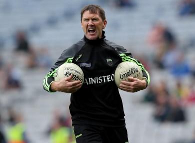 Kerry U21 football team manager Jack O'Connor (file pic).
