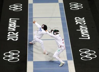 Arthur Lanigan-O'Keeffe has represented Ireland in modern pentathlon at the Olympics.