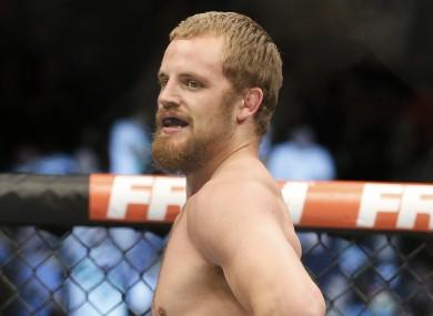 UFC welterweight Gunnar Nelson.