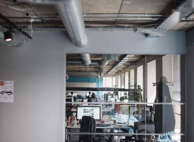 Intercom's Dublin office