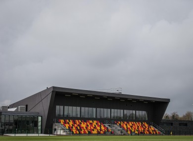 2ae411a5841ac The GAA insist new €12 million national training facility in Abbotstown is  not just for Dublin