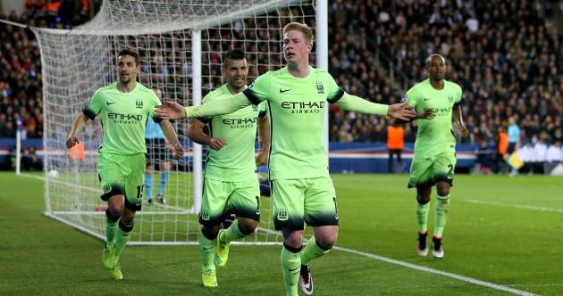 As it happened: Paris Saint-Germain v Manchester City, Champions League