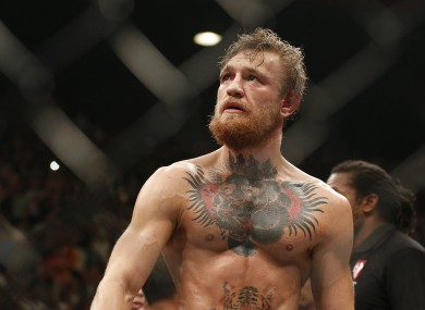 Conor McGregor has paid tribute to Joao Carvalho following the Portuguese fighter's death.