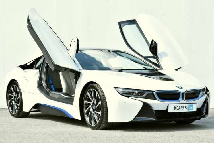 Dream Car Of The Week Bmw I8 Thejournal Ie