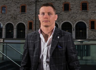 Joseph Duffy returns to UFC action this week.