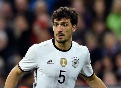 The defender now returns to Bayern Munich after a long stint at Dortmund.