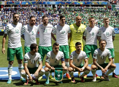 Player ratings  How we think the Boys in Green fared in the Euro 2016 clash  with France 9d2fe7f33