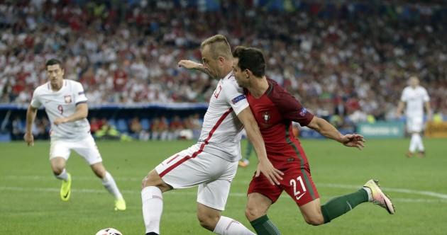As it happened: Poland v Portugal, Euro 2016 quarter-finals