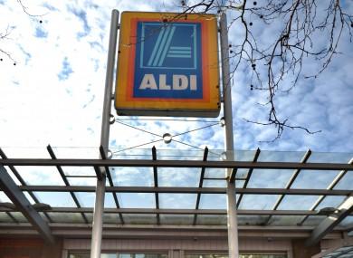 supermarket in germany aldi