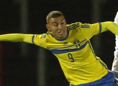 trampki kupować tanio dobra jakość Henrik Larsson won't let his son go represent Sweden at the ...
