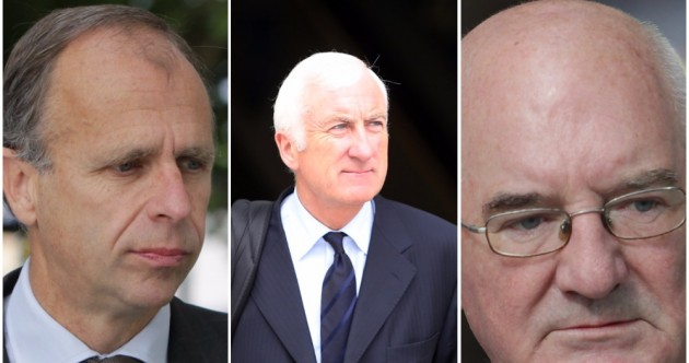 Anglo trial: Sentences of two to three-and-a-half years for trio convicted of fraudulent €7.2 billion transaction