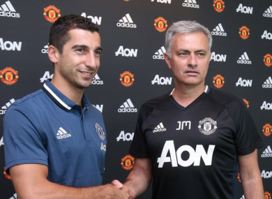 Mourinho has further strengthened his squad.