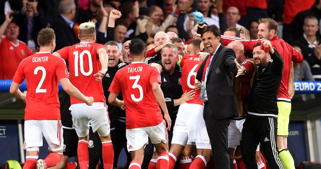 As it happened: Wales v Belgium, Euro 2016 quarter-final