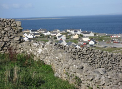 ESB says 372 customers on Inis Oirr and Inis Meáin will be affected.