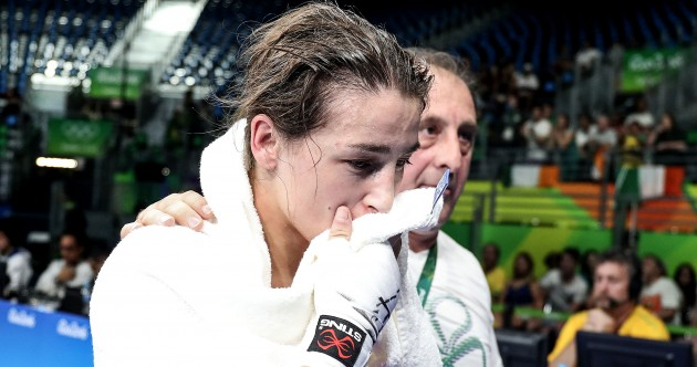 'It wasn't close. It was a shocking decision' - Katie Taylor's camp are absolutely raging