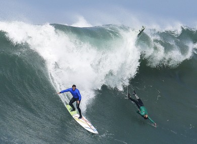 Surfing will be introduced in four years' time.
