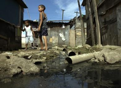 The incident occurred near the notorious Cidade de Deus (City of God) favela.