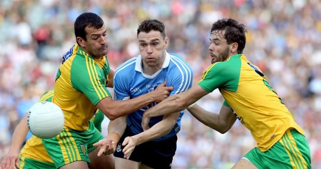 As it happened: Dublin v Donegal, All-Ireland football championship quarter-final