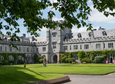 The cost of UCC's on-campus accommodation have risen by 2.5%.