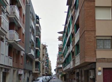 File photo of street in Premia de Mar