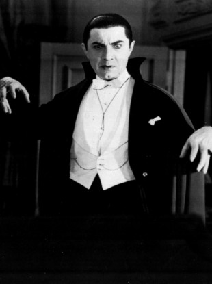 Bela Lugosi played Stoker's famous creation Dracula in the 1931 movie classic of the same name.