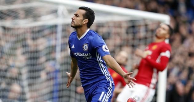 As it happened: Chelsea v Manchester United, Premier League