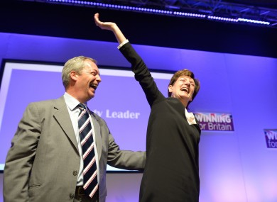 James after being elected leader less than three weeks ago.