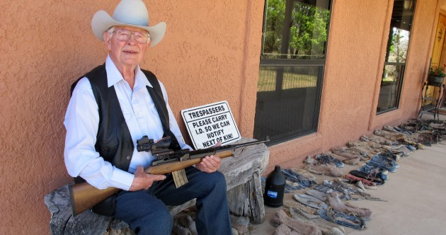 'I admire Trump's insight': Fifth-generation rancher yearns for wall along Mexican border
