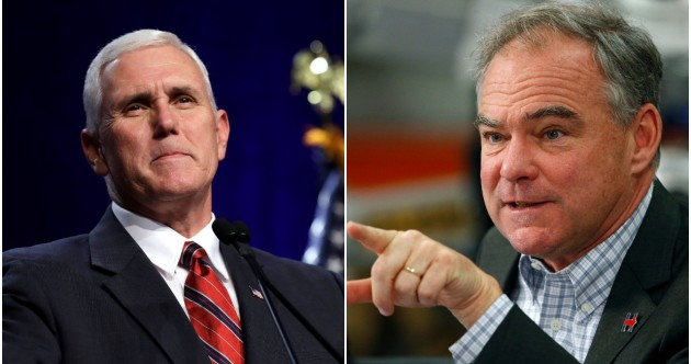 The VP face-off: These two men clash tonight in the least-anticipated debate of the US campaign