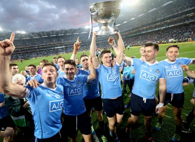 Dublin fans will be making another road trip in 2017.