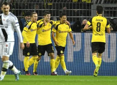 ei myyntiveroa Uutuudet valtava valikoima Dortmund and Legia Warsaw set new record for most goals ...