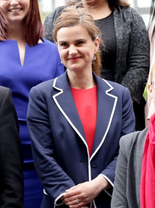 Jo Cox (41) was fatally shot and stabbed during the Brexit referendum campaign.
