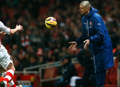 Debuchy and Wenger have a frosty relationship, according to the defender.
